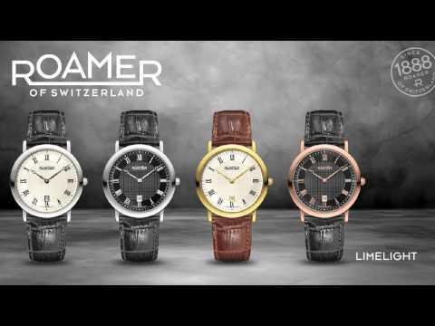 Roamer Watch Slide-Show