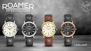 Roamer Watch Slide-Show