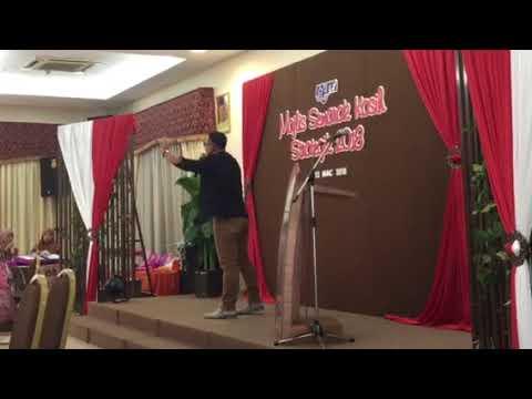 Dino Amir   Bisa Cinta   Majlis Persaraan Pegawai RTM HQ,Angkasapuri