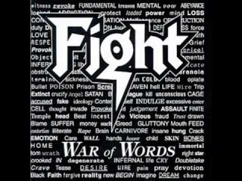 Fight (Rob Halford) - Contortion