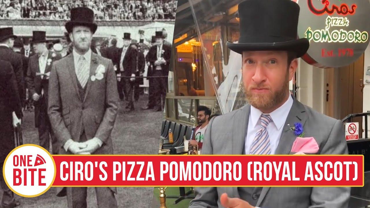 Barstool Pizza Review Classic - Ciro's Pizza Pomodoro (Royal Ascot)