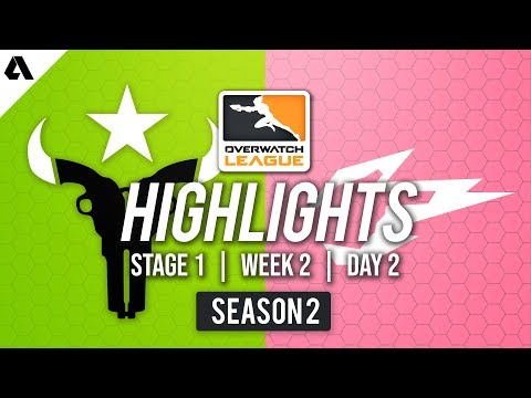 Houston Outlaws vs Hangzhou Spark | Overwatch League S2 Highlights - Stage 1 Week 2 Day 2 thumbnail