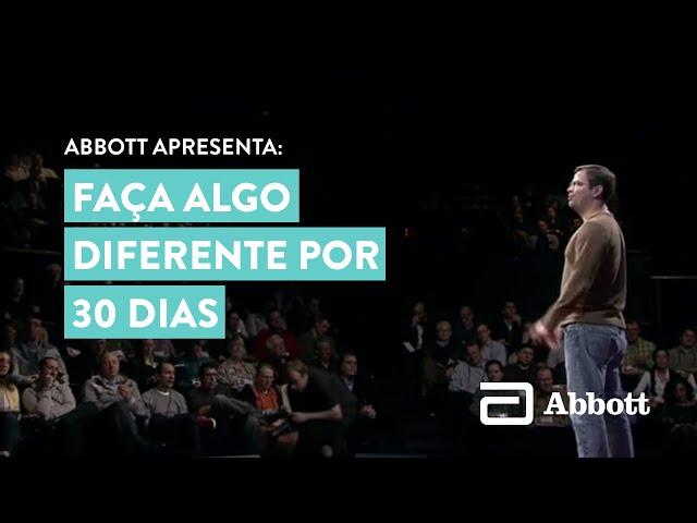 TED - Faça algo diferente por 30 dias