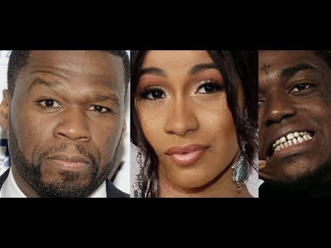 50 Cent CALLED OUT Allegedly Stole Beat and Flow 'On Something', Cardi B to Kodak on 'Bodak Yellow'