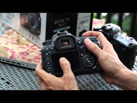 Tinhte.vn - Trên tay Canon 7D Mark II