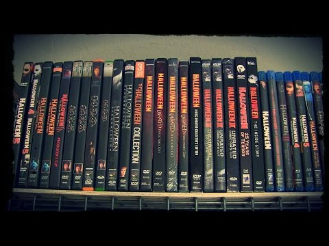 #262 - Our Halloween Franchise Movie Collection