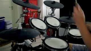 Five Finger Death Punch - Battle Born (drum cover)