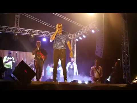 Pappy Kojo Performs