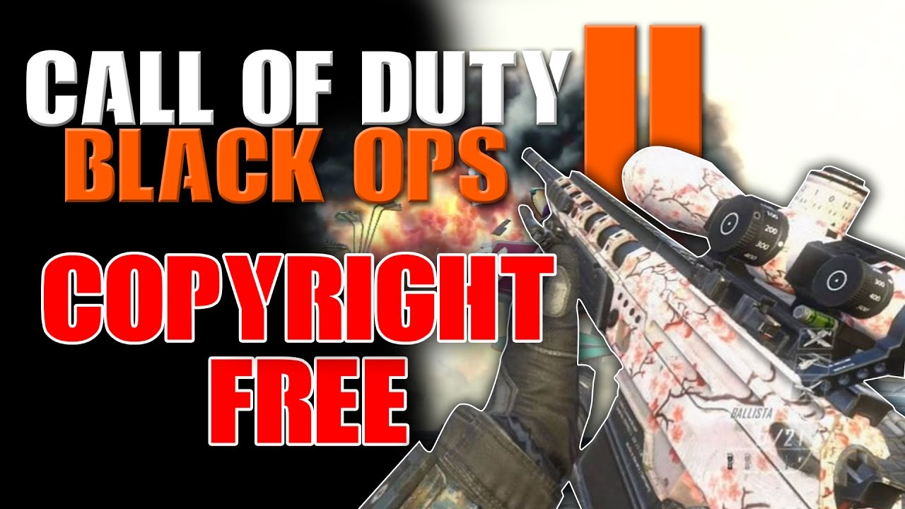 Call Of Duty Black Ops 2 Free To Use Gameplay Copyright Free Youtube