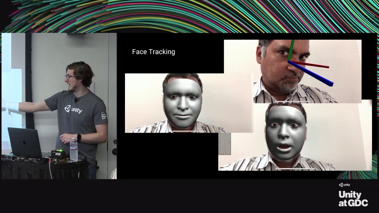 Ar Face Tracking