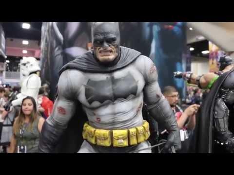 SDCC 16: Prime 1 Frank Miller Batman