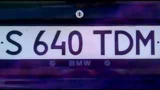видео Установка сабвуфера и усилителя на BMW e36