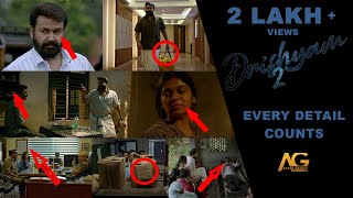 Hidden Details in Drishyam 2 with English Subtitles | Freeze Frame | Avant Grande