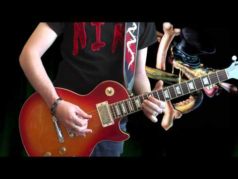 Slash's Snakepit – Jizz Da Pit (full cover )