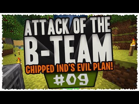 "Attack of the B-Team - ""The Thing!"" (EP09)"