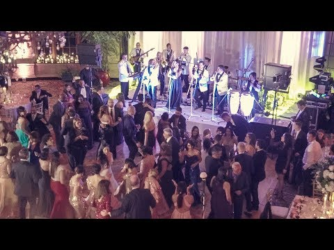 Junior's  Band at The Breakers Wedding Circle Room-Best of Palm Beach-New York -Las Vegas-Miami