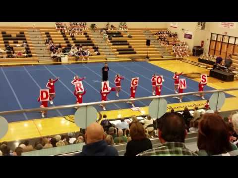 NP Cheer conference 2016