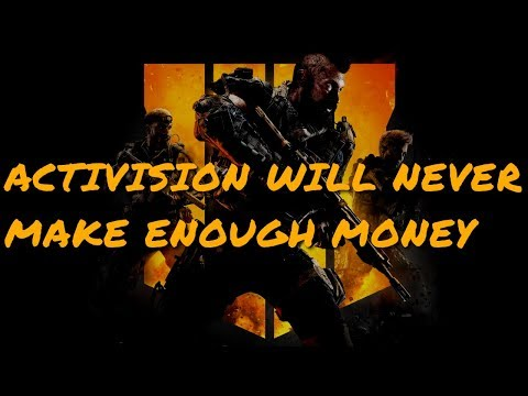 Black Ops 4 Makes $500 Million... But That's Still Not Enoug