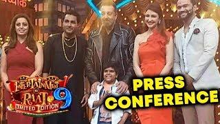 Entertainment Ki Raat Season 2 Launch | Mubeen Saudagar, BallRaaj, Saumya Tandon, Neha Pendse