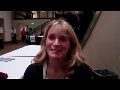 Mystery Author Harley Jane Kozak at Left Coast Crime