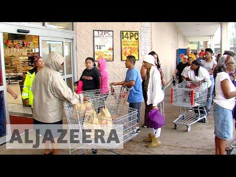 US: Harvey survivors complain of fresh food shortages