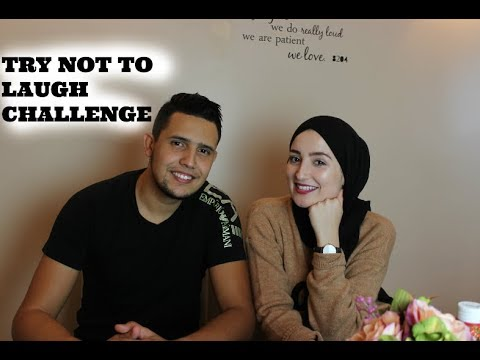 TRY NOT TO LAUGH CHALLENGE WITH MY HUSBAND / تحدي مع زوجي جرب ان لا تضحك