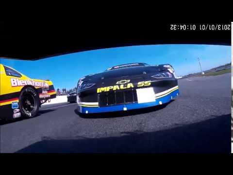 #91 Scotia Speedworld Rear Bumper Camera May 24th 2015