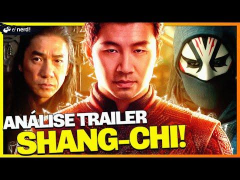 ANÁLISE DETALHADA DO TRAILER SHANG-CHI!