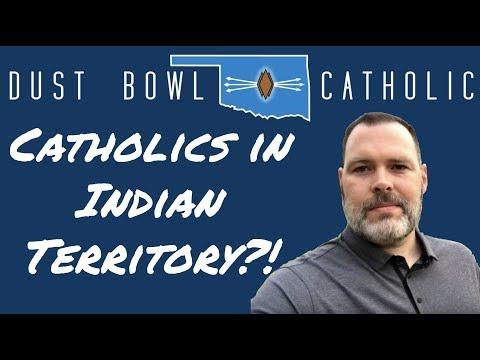 Catholics in Indian Territory?! - St Joseph Ada OK - Dust Bowl Catholic
