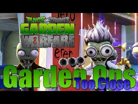 Plants Vs. Zombies: Garden Ops - Garden Center - Too Close (Horde Mode)