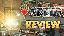 MAGIC THE GATHERING ARENA BETA FIRST LOOKS!
