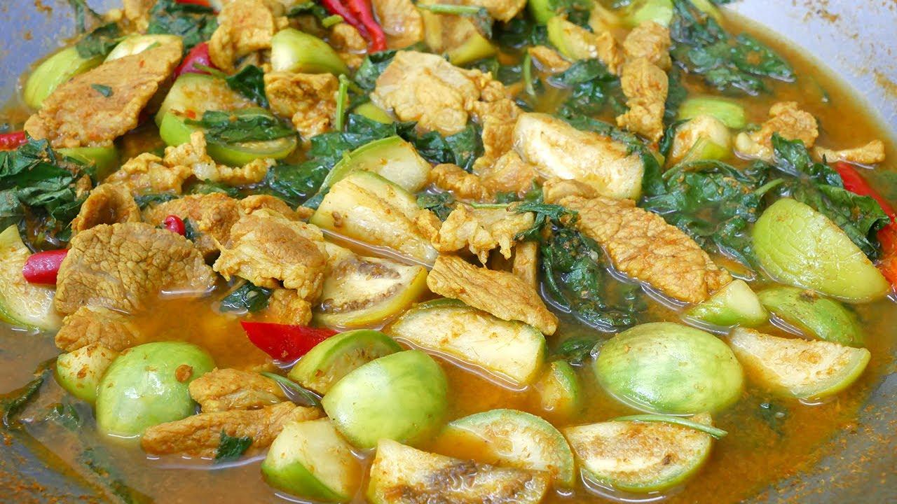 แกงป่าหมู เพิ่มความหอมชวนกิน แบบแตกต่าง ด้วยสิ่งนี้!!! เผ็ดร้อน จัดจ้าน กลมกล่อม อร่อยลงตัวสุดๆ