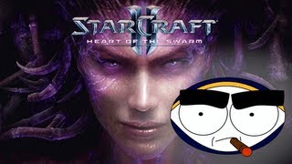 Прохождение StarCraft 2: Heart of the Swarm. Часть 1