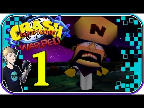 Crash Bandicoot 3: Warped - Part 1: Hello, My Name Is Mister Seagull