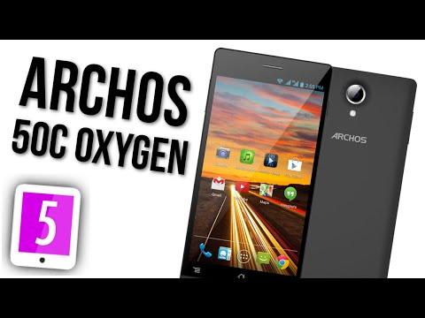 Archos 50c Oxygen - 5 rzeczy o ośmiordzeniowym smartfonie z Francji