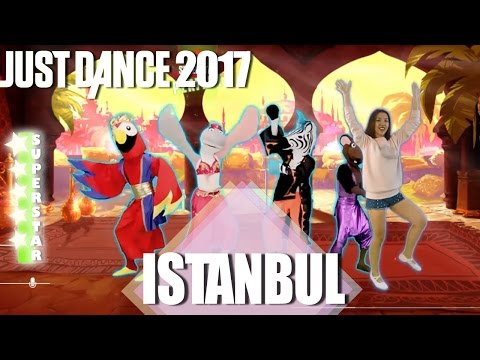 🌟Just Dance 2017: Istanbul Not Constantinople - They Might Be Giants🌟