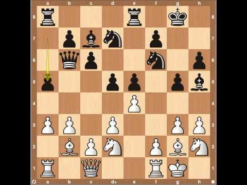 Kasparov vs Deep Blue 1997 Game 1