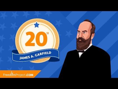 James Garfield | Presidential Minute