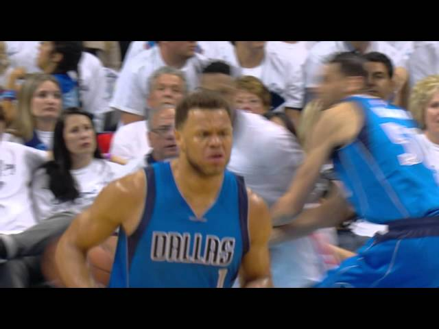 Justin Anderson Pulls 2 Tricks Out The Bag In Game 2