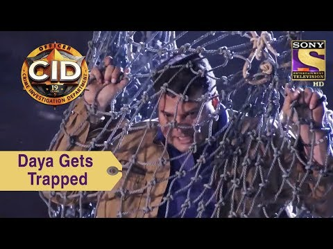 Your Favorite Character | Daya Gets Trapped | CID