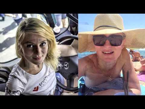Iwona Blecharczyk, la camionista più bella del mondo -  seconda parte