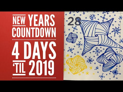 how-to-zentangle-trelina-in-my-giant-#quigtangle-zendoodle-countdown-to-the-new-year