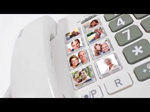Schwerhörigen-Telefon Humantechnik Scalla 1