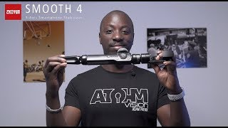 ZHIYUN SMOOTH 4 // Test et Impressions - REVIEW