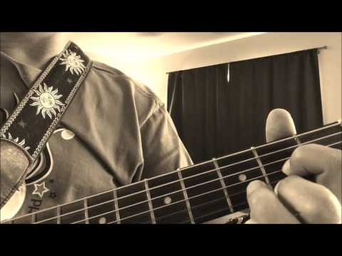 D chord - How to play a D chord on a guitar. - YouTube
