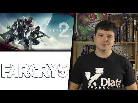 видео: [xdigest новостей] destiny 2, бесплатные выходные в overwatch, life is strange 2 – быть?