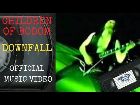 Children Of Bodom Downfall (Official Music Video)