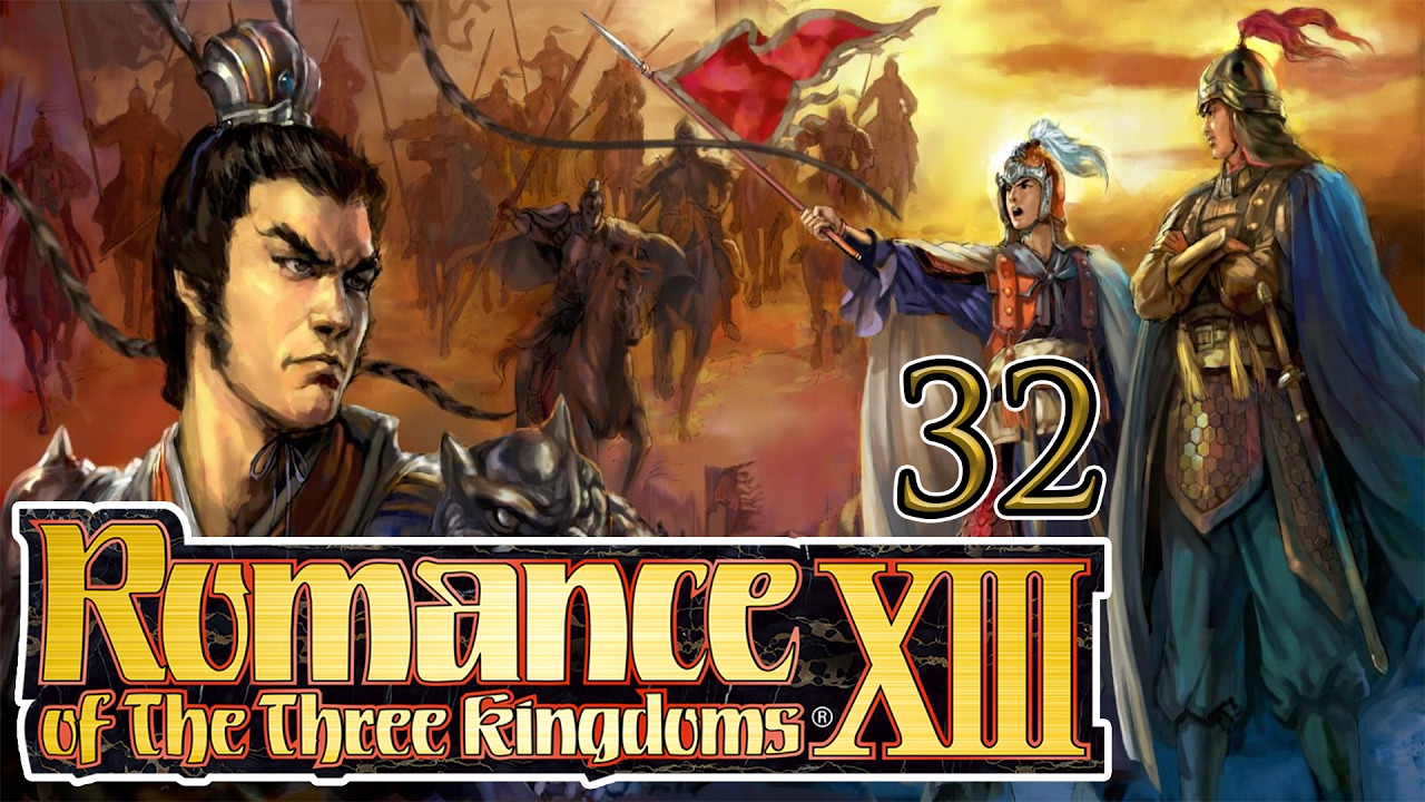DOWNLOAD: Let's Play Romance Of The Three Kingdoms XIII Yu