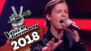 Ariana Grande - No Tears Left To Cry (Benjamin Dolic) | The Voice of Germany | Blind Audition