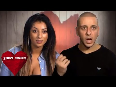 Thumbnail: Couple Bond Over Shared 'OCD' | First Dates